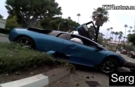 Lamborghini Crash Video Compilation