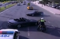 Street Racers VS Police Compilation FAIL & WIN