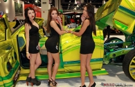 Velocity Wheel Girls @ SEMA