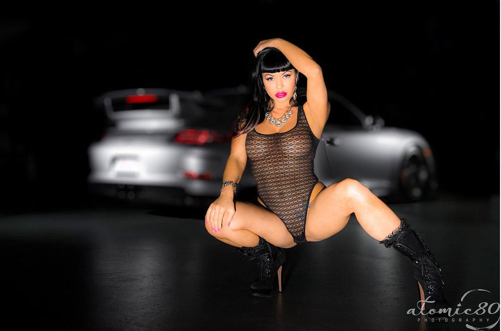 Natalia Portraiture w/ Atomic80 Photographer