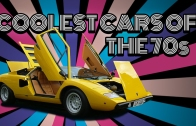 Coolest Cars Of The 70s