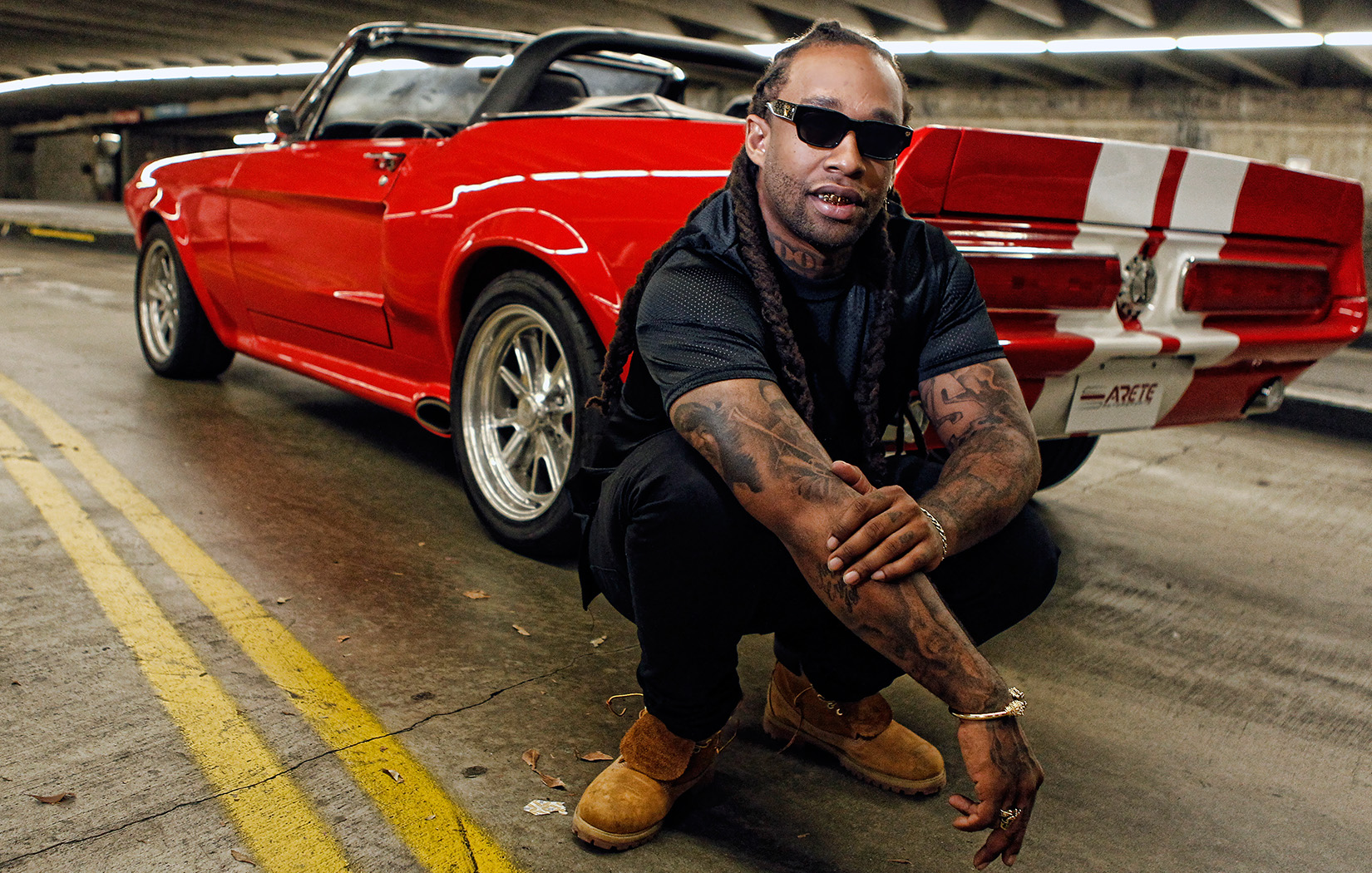 1967 Ford Mustang  Ty Dolla $ign