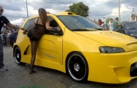 02/09/2012 :  I° Alcolic Tuning Show – Venafro (IS) – Sexy Car Wash
