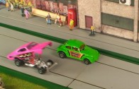 10 Hot Rods and Street Racers by Matchbox