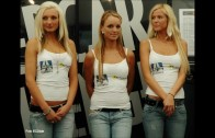 10 Years PaddockGirls GridGirls by BraxPromoBabes for BraxRacing