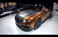 1001HP Mansory Bentley GTC