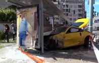 Nissan 350Z Wrecked Plovdiv Bulgaria 19.05.2014