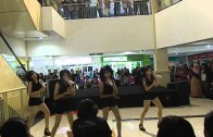GIRLS GIRLS Dance cover competition K-Dance Fest 2014 at Grandmall Bekasi 31052014