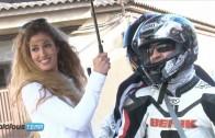 Paddock Girls de Beticious en el GP de MotoGP de la Comunidad Valenciana