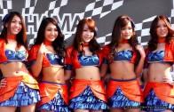 【 虹色レースクィーン 2014】 PADDOCK GIRL STAGE PART4 もてぎスーパー耐久2014
