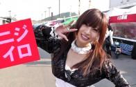 【 虹色レースクィーン 2014】 PADDOCK GIRL PART1 もてぎスーパー耐久2014 トレイシースポーツ YUKI☆プリンセスユキティ ほか racequeen,