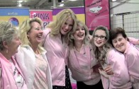 The Pink Slips Women's Car Club Reach Out To A Family At Toronto's Classic Car Auction