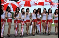 HOT Umbrella Girls Indoprix 2012 Seri-1