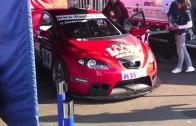 WTCC / ETCC Monza 2012 Paddock