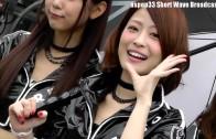 【虹色レースクィーン 芦田みさき】 REITOガール もてぎ SUPER GT Round8   2013.11.2 Paddock girls 虹色車模