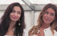 Paddock Amazing Beautiful Girls at Superstars in Vallelunga Autodrome – 04