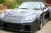 mazda rx7 fb tuning cars