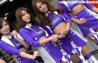【虹色レースクィーン】2013 もてぎ SUPER GT Round8  エンドレスガールズ  2013.11.2 Paddock girls 虹色車模