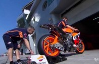 MotoGP 2015 Sepang Test 2 Day 1 Paddock Atmosphere