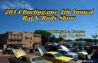 2014 Burlingame 4th Annual Rat N' Rods Show