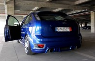 Romanian Tuning Show –Ford ST Sound–