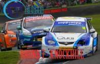 Welch Motorsport Proton BTCC Paddock Pass 2013 | Round 7 – Knockhill