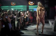 Betty Bangs Bikini Show at Passions Night Club