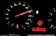 1M accélération top speed 0-270Km/h Bmw serie 1M coupé. ( www.vb2r.com -gopro )