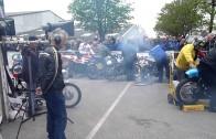 Stafford Classic Bike Show 2014 – GP Paddock grand finale