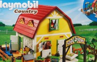 Large Horse Farm with Paddock / Stadnina Koni 5221 – Country – Playmobil – www.MegaDyskont.pl
