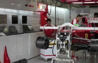Formula One Ferrari Paddock Club   2009 Suzuka F1