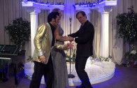 Todd and Jane's Elvis Wedding on 6 30 15