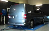 Reprogramamtion moteur VW Transporter tdi 180cv @ 201cv dyno digiservices