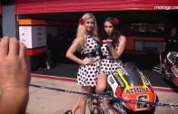 The Paddock Girls of the Argentina GP