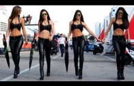 Paddock Girls MotoGP Jerez Circuit, Spain 2015