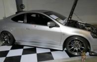 2002 Acura RSX Custom – At 2013 MegaSpeed Show