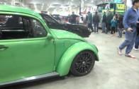 1968 VW Bug At 2014 MegaSpeed Car Show