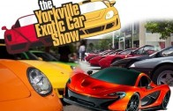 YORKVILLE EXOTIC CAR SHOW WITH TIM & BRENDA'S CREW!! Supporting Prostate Cancer Research