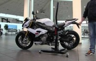 Motorbike Central Stand Paddock Lift ConStands Power BMW S 1000 R