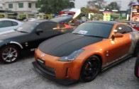 Nissan Fairlady 350Z -First Ever Sport Cars Show In Mandalay 2013