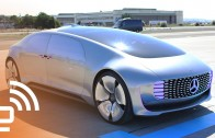 Riding Mercedes' self-driving car, the F 015| Engadget