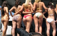 Battle of the Imports Bikini Contest 2009 HD All the Girls Lined Up