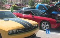 Custom cars cruise into West Lafayette