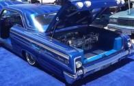 "1962 Impala Lowrider ""Dodgers Blue 62"""
