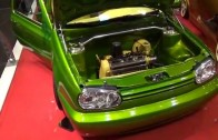 1996 VW Golf 3 Custom Tuning – 2014 Essen Motor Show
