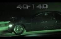 $2000 Street Race Big Nitrous S/C Camaro vs Whipple Nitrous Mustang