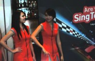 2010 SingTel Grid Girls Revealed for Singapore Grand Prix