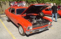 2011 Devils Kettle Bike and Car Show at Elmos Bar in Saint Louis County Missouri