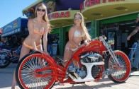 2013 Daytona Bike Week Boardwalk Classic Bike Show