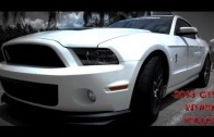 2013 Ford Shelby GT500 Battles Corvette ZR1 Street Race
